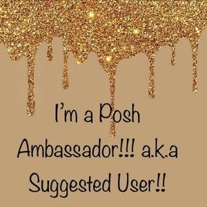 Other - Officially a Posh Ambassador!! 🎉🎈🎊